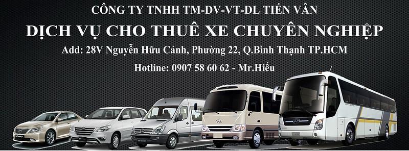 TPHCM - Cho thuê xe du lịch từ 4 - 45 Chỗ .. Uy tín , Chất lượng , Giá cả cạnh tranh.