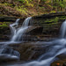 Buttermilk Falls State Park, New York by angie_1964