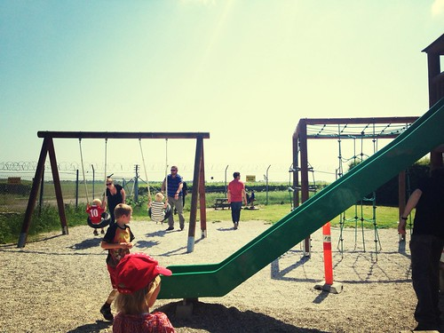 Flyvergrillen Copenhagen Playground
