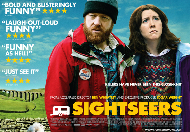sightseers film review netflix entertainment lifestyle blog the finer things club