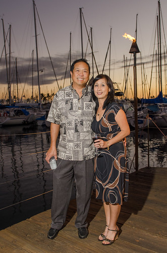 Hawaii Chapter Reception-9