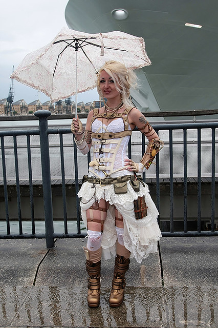 COSPLAY PHOTOGRAPHY BY PAT LYTTLE