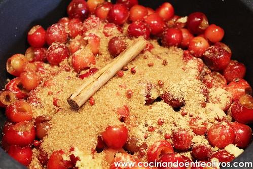 Chutney de cerezas www.cocinandoentreolivos (13)