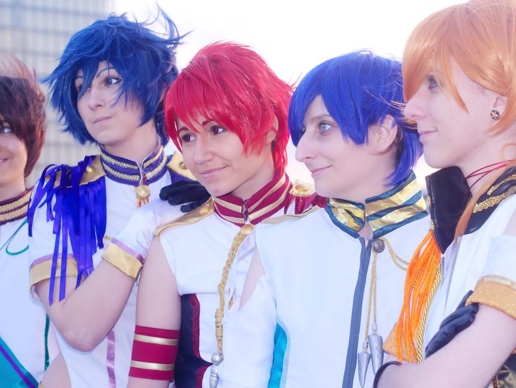 related image - Shooting Uta no Prince-sama - Paris - 2014-05-31- P1860816