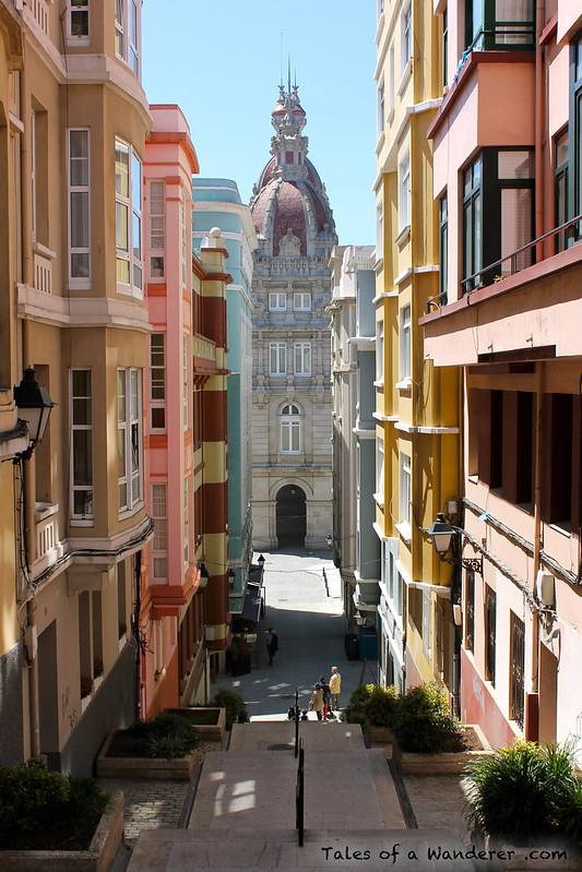 A CORUÑA - Palacio Municipal