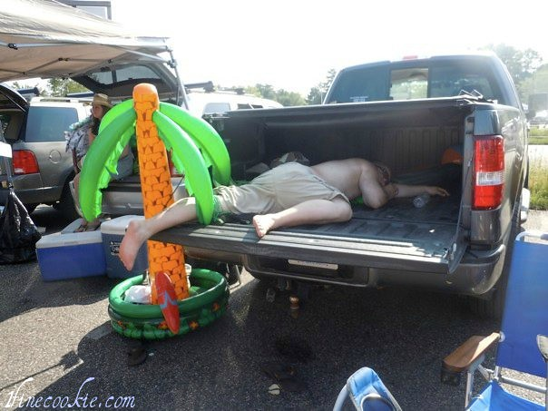 Jimmy Buffet Tailgating Fun And Food Flickr Photo