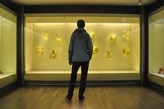 """Dins el """"Museo del Oro"""""""