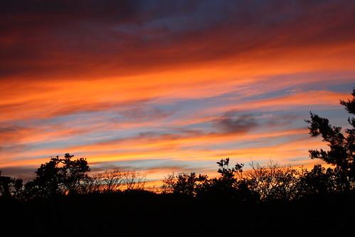 sunset sky texas hillcountry canon1855mmf3556