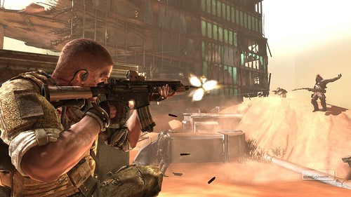 Spec Ops: The Line Endings Guide