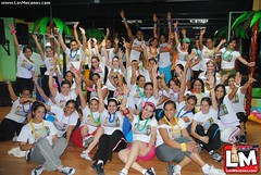 Zumba Fitness: Carnival Master Class @ Gold's Gym Moca