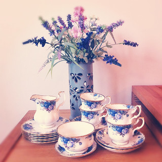 Vintage china haul from Redruth