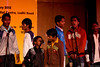 Boys from Ummeed Home-Dil Se Campaign perform at Chhayachitran 2012, India Habitat Center