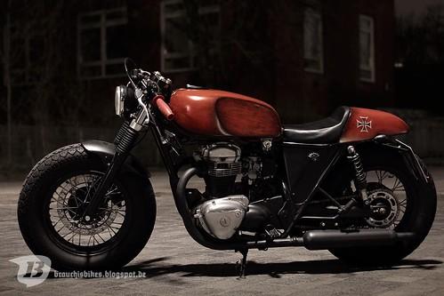 JagdBobber Kawasaki W650