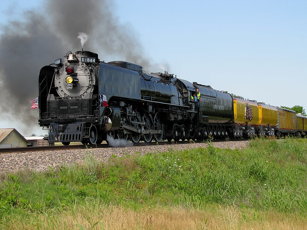 union pacific and central meet