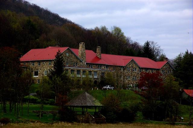 Migliori hotel film Mountain Lake