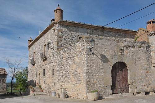 Casa senyorial a la Sisquella