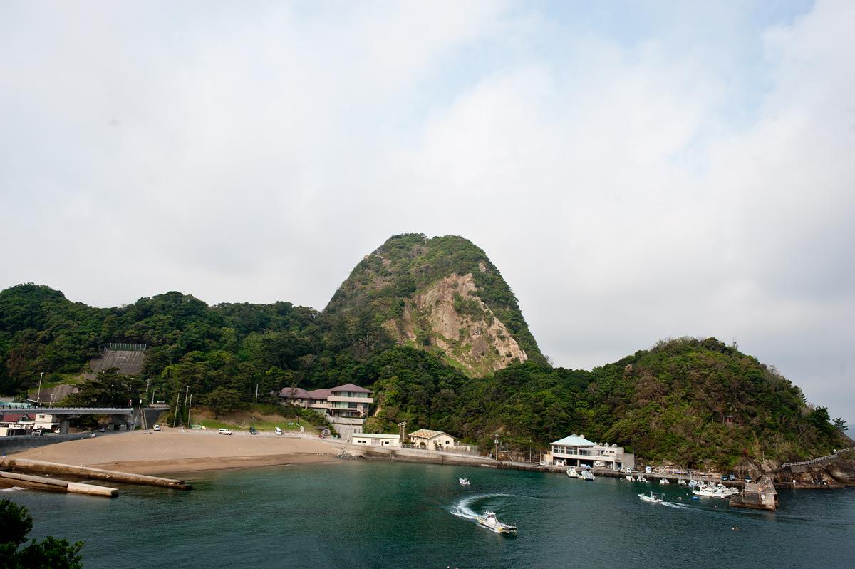 eboshi yama 烏帽子山