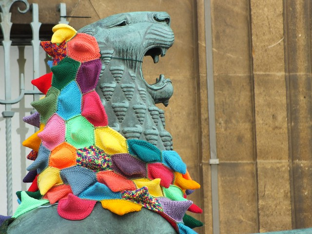 Colourful Lion (15/365)
