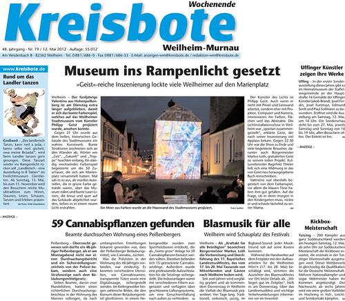 Presse_Kreisbote_Philipp_Geist_WM052012 by PHILIPP GEIST