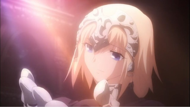 贞德造型,亚瑟王,Fate/Apocrypha,fate系列