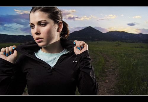 sunset portrait foothills beautiful outdoors interesting exercise sony exploring resting alpha workout fitness retouch exciting trailrunning softskin a55 fitgirl strobist joelgrimes tylerporter sunpak622pro kelsiehutchinson rimlighiting activelifestylephotography