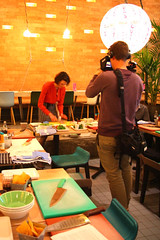 Wahaca Mexican Cooking Demo 4181 R