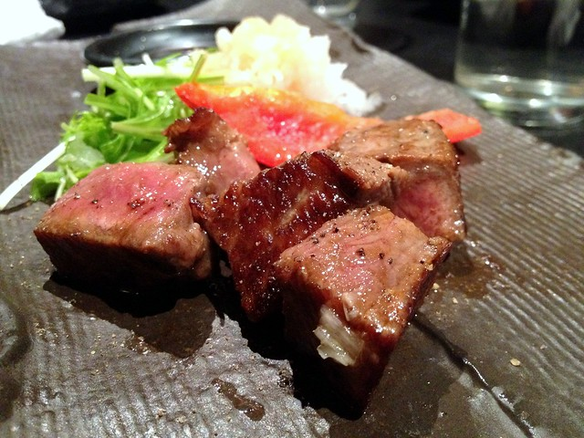 Premium Japanese Steak