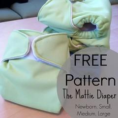 mattie diaper