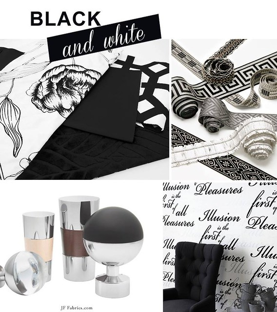 Room for Style: Black & White Design on Living After Midnite