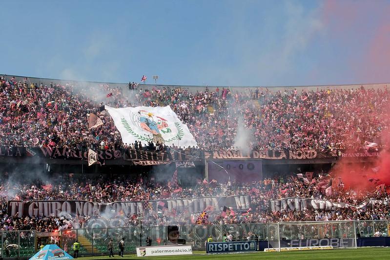 Palermo, 1-1 col Lanciano e festa con i tifosi$