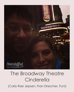 NYC Selfie Cinderella