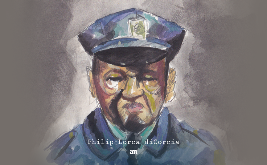 Sad Police - 'Philip-Lorca diCordia'