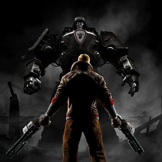 Wolfenstein: The New Order on PS4 and PS3