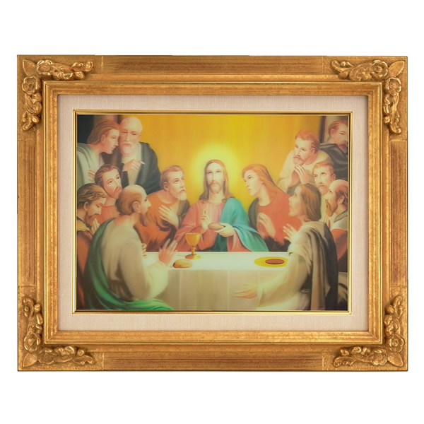 Jesus Wall Decoration : New jesus figure lenticular d picture poster painting