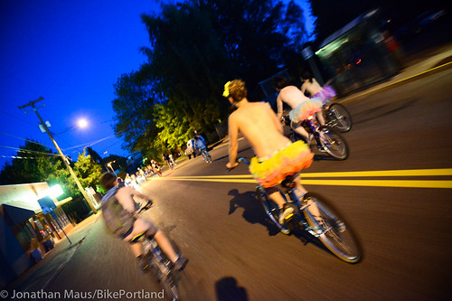 2014 World Naked Bike Ride -75