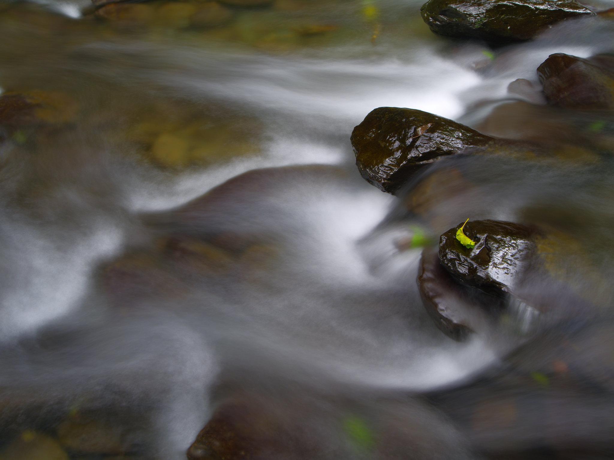 新北 溪瀑 by Pentax 645D
