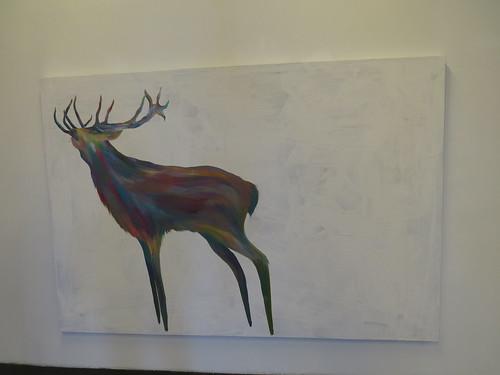 Anna T. S. Enoksen: Ensom hjort