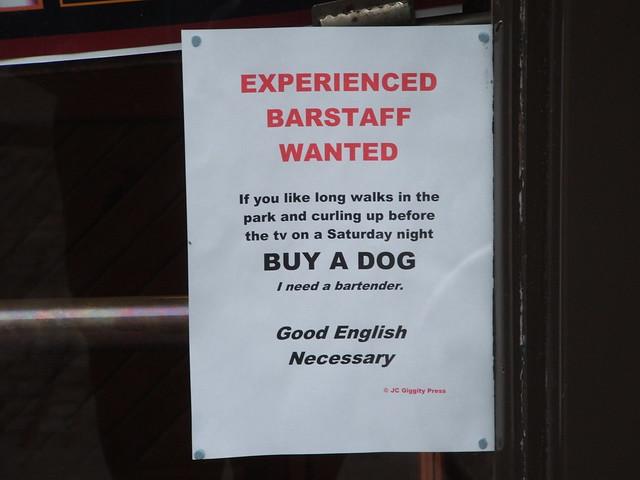 looking for a job is a joke !