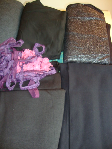 TexStyles fabric, elastic, trim