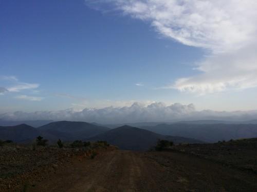 mountains village view abha saudiarabia mountaineers seclusion asir mountainousscenery