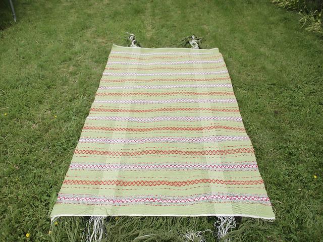 rag rug hammock