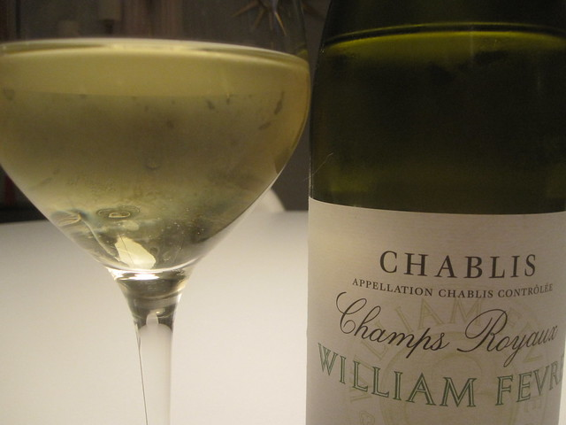 Champs Royaux William Fevre Chablis - 2009