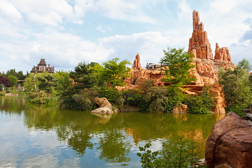 DLP June 2011 - Wandering through Frontierland