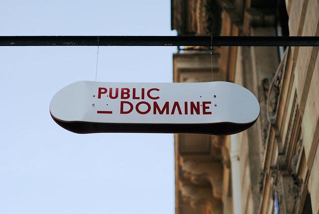 Public Domaine