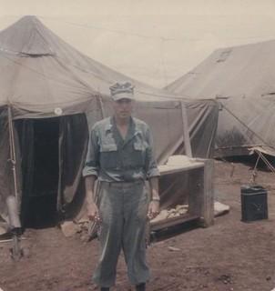 2d Lieutenant John Kaheny, 1967