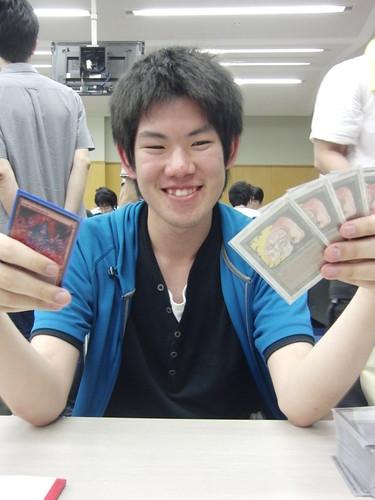 LMC Yoyogi 351st Champion : Uzawa Yuichi