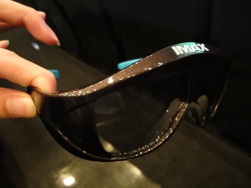 IMAX 3D Glass