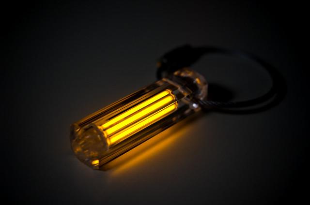 Tritium Glowring Keychain | Flickr - Photo Sharing!