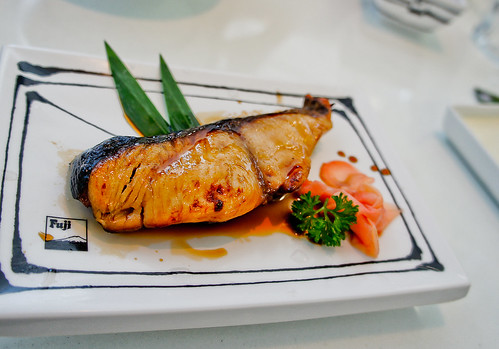 Japanese's Grilled Mackerel ปลาอินทรีย์ย่าง