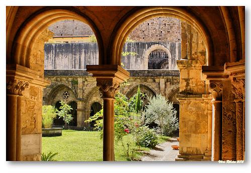 Jardim do claustro da Sé Velha #3 by VRfoto